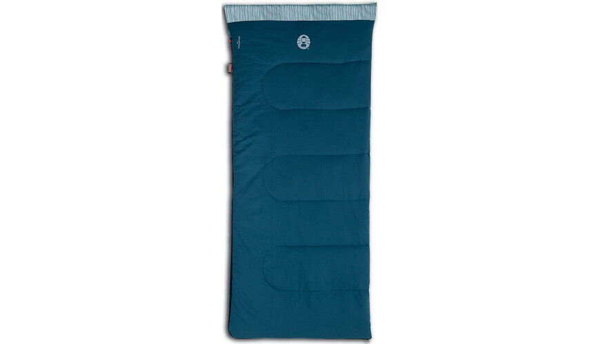 Coleman Sleeping bag Hampton 220 bue